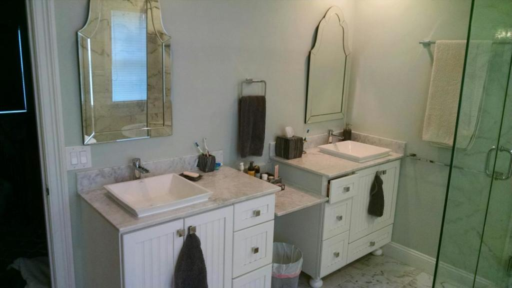 Bathroom Renovations Westchester Builder Construction - Westchester bathroom remodel